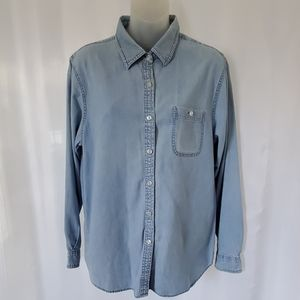 L.L. Bean button down size medium